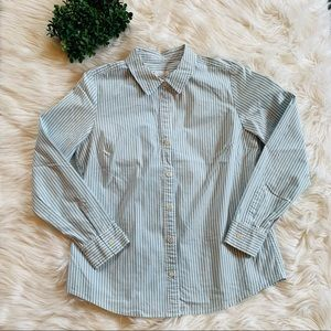 J.Jill NWOT button up blouse
